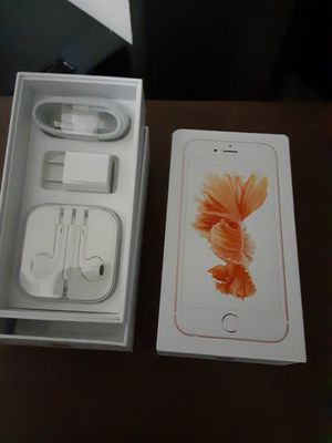 BEAUTIFUL Brand NEW iPhone 6s 32gb/1 yr WARRANTY! for Sale in Evansville, IN