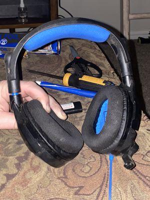 PS4 gamer headphones for Sale in Rowlett, TX
