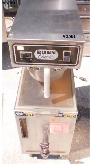 Bunn O Matic Restaurant tea maker for Sale in Caledonia, MI