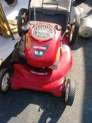 Lawn mower craftsman for Sale in Santa Ana, CA
