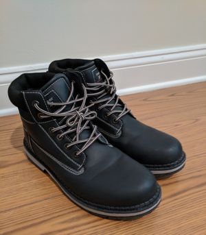 X-Ray Mens Knit Collar Work Boots for Sale in Parlin, NJ