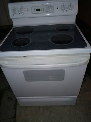 Spectra general electric stove works very good $130 for Sale in Lewisville, TX