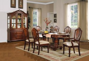 Table, 4 Side & 2 Arm Chairs for Sale in The Bronx, NY