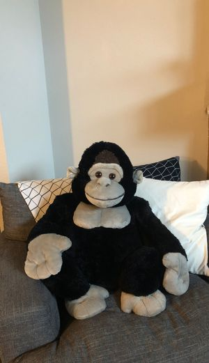 Stuffed Gorilla 🦍 for Sale in Kirkland, WA