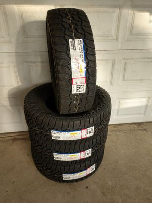 285/70/17 falken tires new price is firm for Sale in Ontario, CA