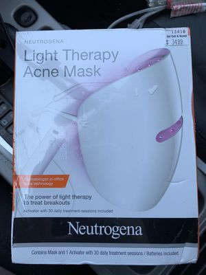Neutrogena face mask for Sale in Tucson, AZ