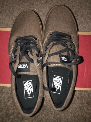 Vans new never used before for Sale in Greensboro, NC