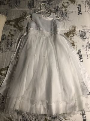 White Communion Dress for Sale in Norcross, GA
