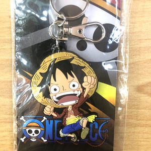 One Piece Luffy Keychain for Sale in Arcadia, CA