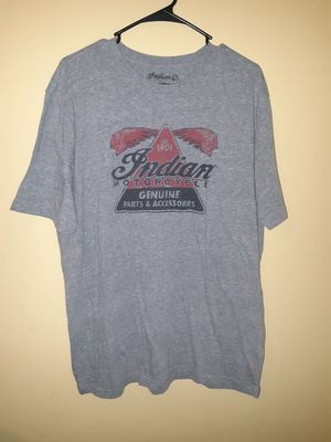 Indian Motorcycle T-SHIRT XL for Sale in Bloomington, CA
