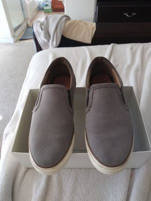 MEN'S SUEDE COACH LOAFER for Sale in San Leandro, CA