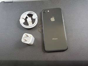 iPhone 8, 64GB - just like new, factory unlocked, clean IMEI, clear iCloud for Sale in Springfield, VA