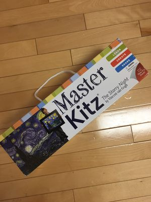 Master Kitz The Starry Night Kit for Sale in Miramar, FL