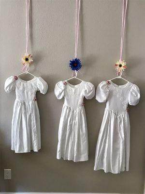 Wedding /Flower Girl Dresses for Sale in Santa Cruz, CA