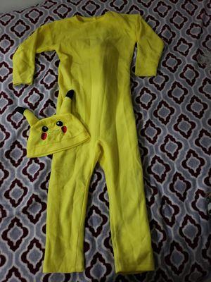 Kid's Pikachu Halloween costume size M for Sale in Baldwin Park, CA