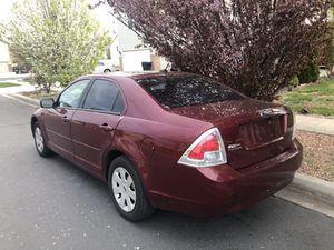 2007 Ford Fusion for Sale in Benjamin, UT