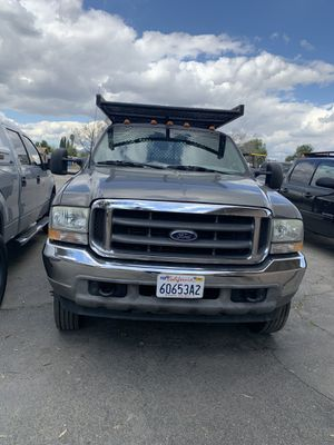 Ford F450 Diésel 2003 for Sale in Bloomington, CA