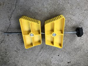 Tire chock for Sale in Melbourne, FL