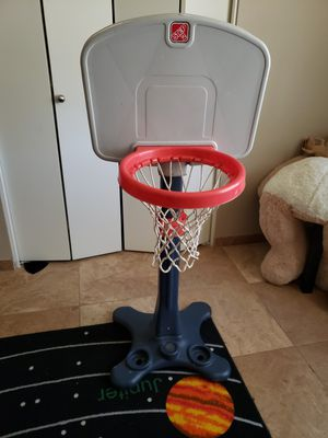 Adjustable basketball hoop for Sale in Phoenix, AZ