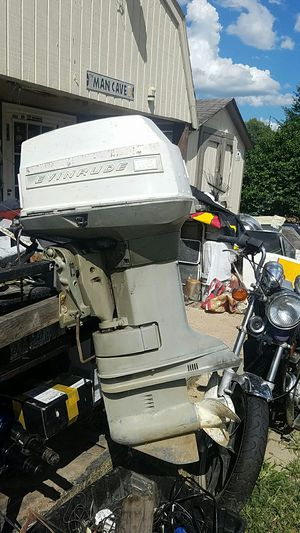 115 hp evenrude outboard for Sale in US