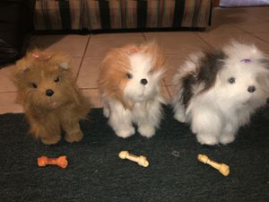 Assorted FurReal Friend Dogs (Toy) for Sale in Naugatuck, CT