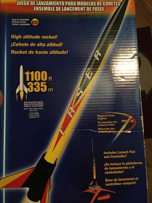 Toy rocket $15 for Sale in Payson, AZ