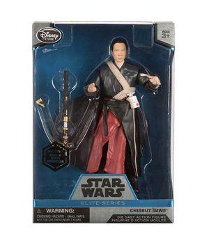 Disney Star Wars Rogue Chirrut Imwe Die Cast Figure Elite Series for Sale in Plano, TX
