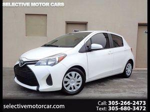 2016 Toyota Yaris for Sale in Miami, FL