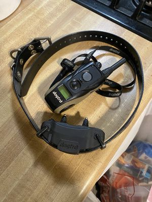Dogtra 1900S Series 1900S Ergonomic 3/4-Mile IPX9K Waterproof High-Output Remote Dog Training E-Collar for Sale in Trenton, NJ