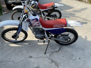 2 1996 Honda xr100r dirt bikes motorcycles pit bike for Sale in Lakewood, CA