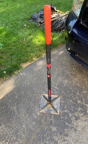 Razorback tamper for Sale in Olney, MD
