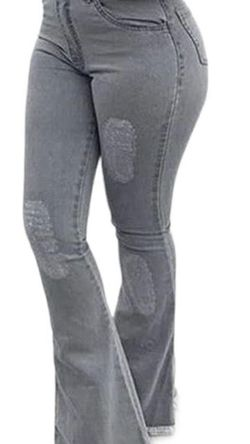 Grey Flare jeans(Skinny) for Sale in Atlanta,  GA