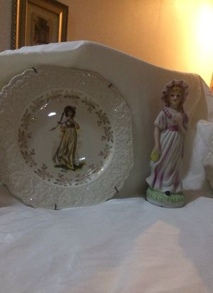 Lord Nelson Pottery Plates and Statues Collectibles for Sale in Moreno Valley, CA