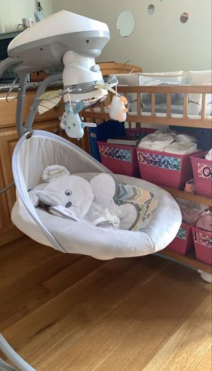 New never used fully assembled Fischer price baby swing for Sale in Pacifica, CA