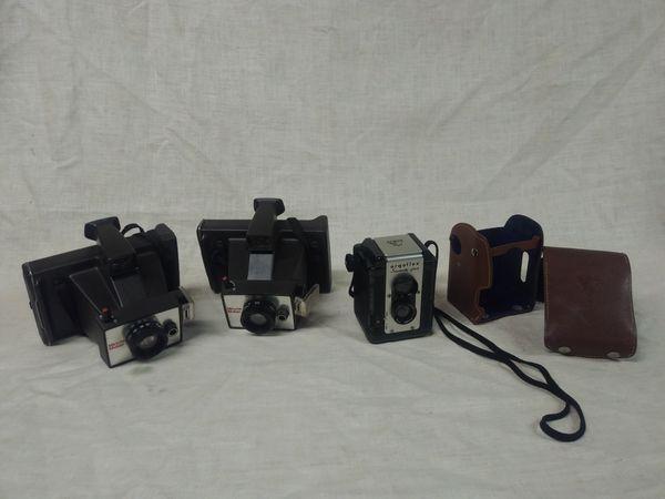 Vintage Camera's