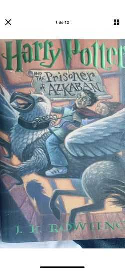 Harry Potter Ser.: Harry Potter and the Prisoner of Azkaban 1st American Edition for Sale in Hayward,  CA