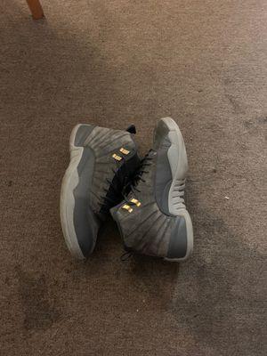 Jordan 12 Dark Grey Size 11.5 for Sale in Alameda, CA