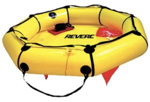 Revere life raft for Sale in Riverwoods, IL