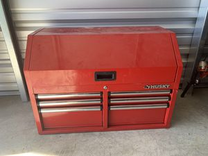 Husky tool box for Sale in Blacklick, OH