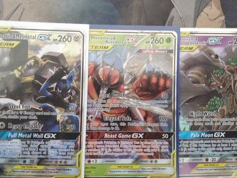 NOT FREE! Pokemon Tag Team Cards for Sale in Salem,  OR
