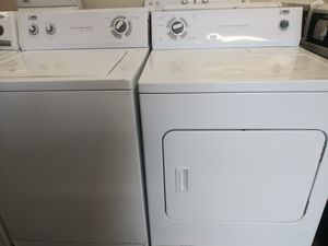 ESTATE WASHER AND DRYER Set for Sale in Lewisville, TX