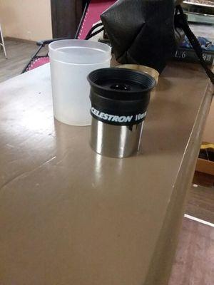 "Celestron 1.25"" 10mm Eyepiece for Sale in Duncanville, TX"