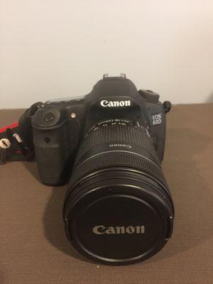 Canon 60D DSLR Camera for Sale in Clifton, NJ