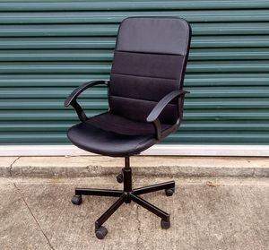Adjustable Desk Chair for Sale in Durham, NC