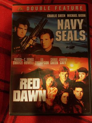 Navy Seals & Red Dawn for Sale in Providence, RI
