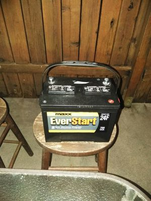 Ever start battery for Sale in Fontana, CA