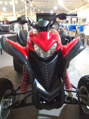 Honda TRX 700 $4000 cash or trade for Sale in Dallas, TX