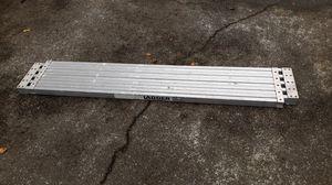Adjustable aluminum plank for Sale in Elma, WA