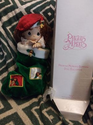 Precious Moments Holly Doll 1999 for Sale in Ellicott City, MD