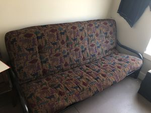 Metal futon for Sale in Wichita, KS